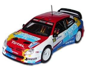 Citroen Xsara WRC - Y. Muller/Mondesir - Rallye de France - 2010     Um sonho concretizado   Yvan Muller, tricampeão do Mundo de Turismo, concretizou o seu sonho de pilotar um carro de rali.   Este francês da Alsácia escolheu o Rali de França, que se disputou pela primeira vez em 2010 na sua região natal, o que lhe permitiu assistir à coroação, pelo 7.º ano consecutivo, do seu compatriota Sébastien Loeb como Campeão do Mundo.