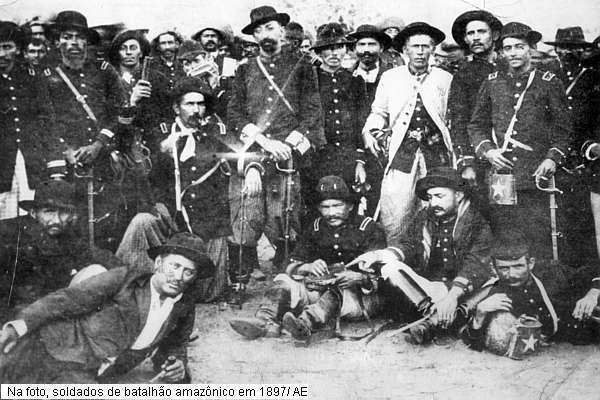 Soldados da Guerra de Canudos | Revolta de Canudos