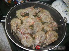 Γαρίδες λαδορίγανη #sintagespareas