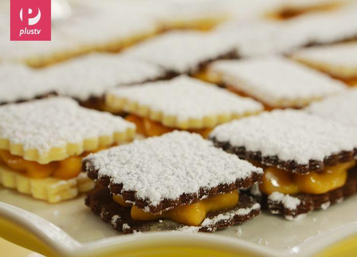Alfajores de Chuño con Manjar de Lúcuma (Sandra Plevisani)