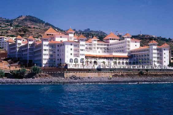 Hotel Riu Palace Madeira – Hotel in Madeira, Caniço de Baixo – Hotel in Portugal - RIU Hotels & Resorts