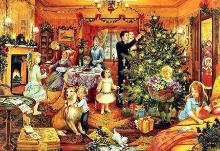 Ciao a tutti, oggi non sarò molto presente, vi lascio questo articolo programmato! A presto! Scambiarsi i regali in Epoca Vittoriana I regali una volta venivano scambiati per Capodanno e non per Na…