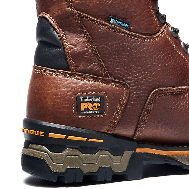 Comp Toe Work Boots | Timberland