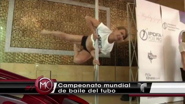Competencia Mundial Del Baile Del Tubo #Video