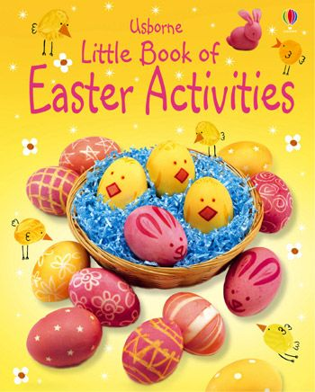 41 best easter things to make and do images on pinterest easter little book of easter activities at usborne books at home organisers negle Choice Image