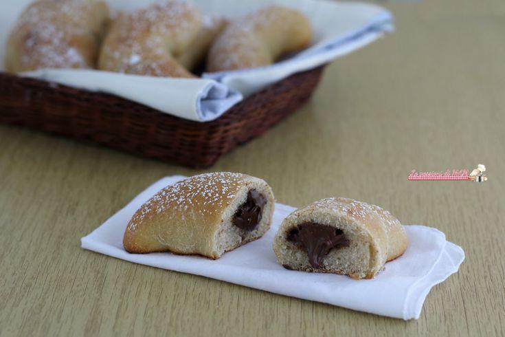 Cornetti+alla+nutella