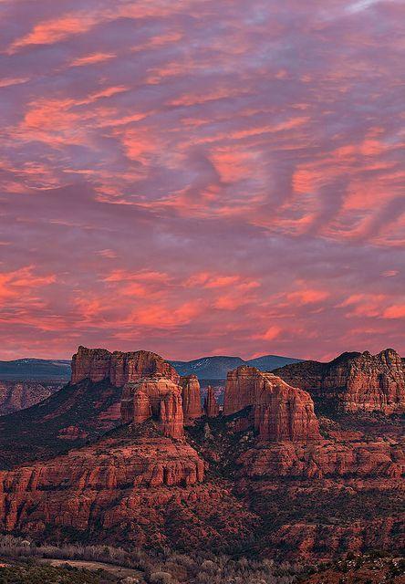 Sedona Sunset - Arizona travel, USA | HoHo Pics