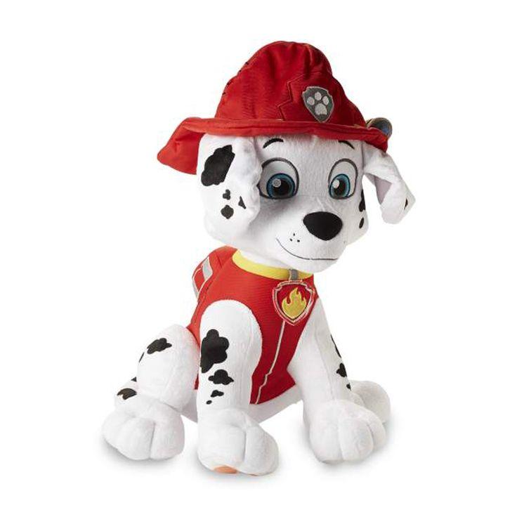 "Nickelodeon 15"" PAW Patrol Marshall Stuffed Animal"