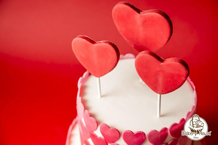 #sanvalentino #cakes #bakeryhouseroma