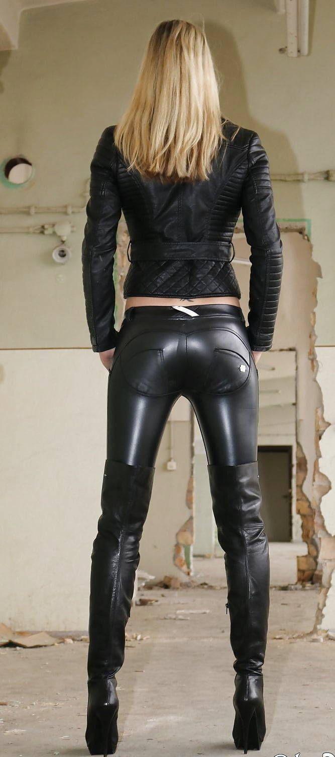 fa50ec3f4a96d7 UP vegan leather pants Shiny Leggings, Wet Look Leggings, Models, Thigh