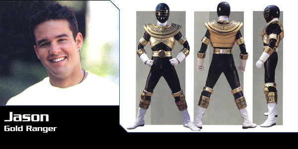 Jason Lee Scott (Gold Zeo Ranger) - Power Rangers Zeo - Power Rangers Central
