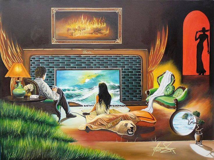 #AdrianMihaiRaceanu #surrealism #art
