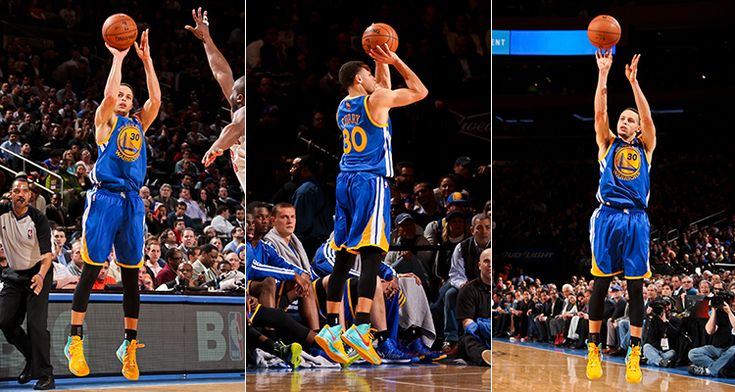 """Sports:  Steph Curry had one of """"those nights"""" against Kobe and the Lakers…"""