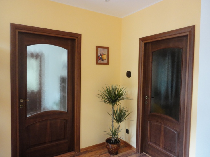 Wooden doors by Il Legno