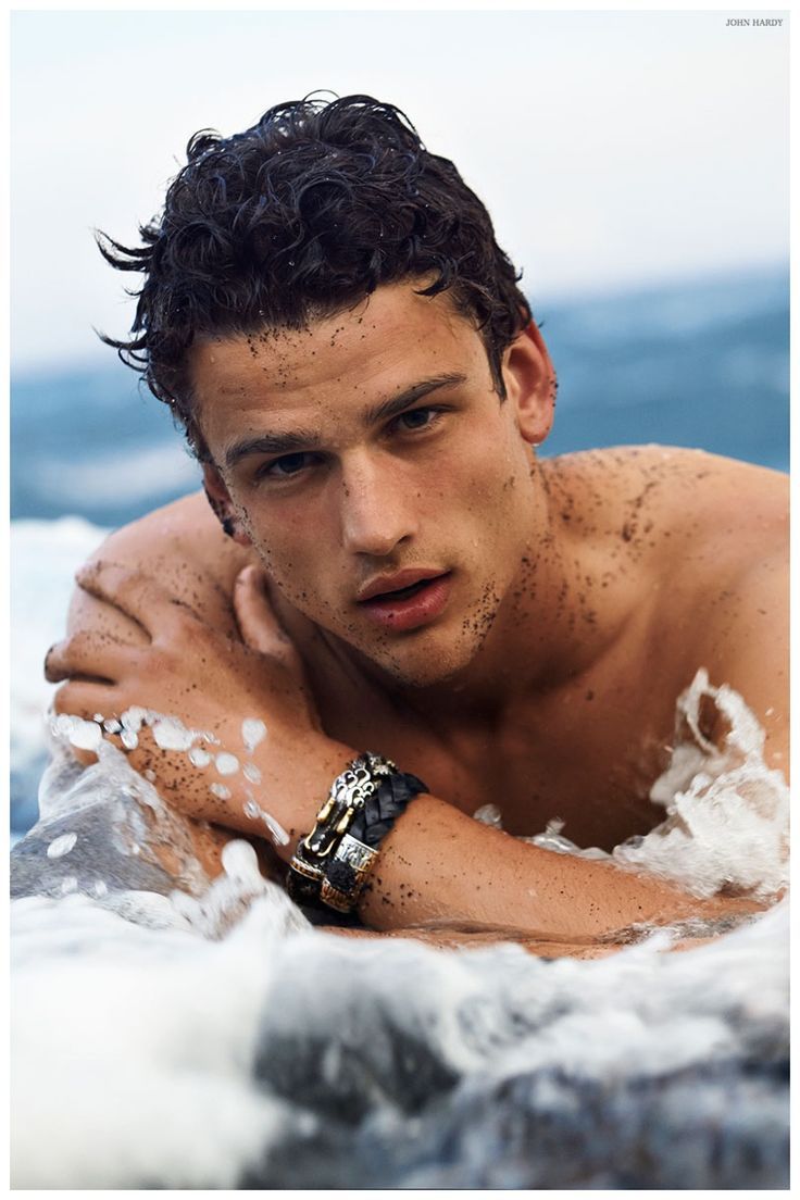 Simon Nessman for John Hardy Spring/Summer 2015 campaign