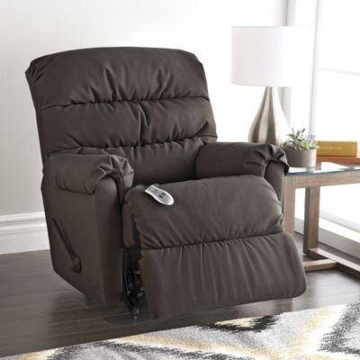 El Ran® 'Hunter II' Heat And Massage Rocker/Recliner - Sears | Sears Canada