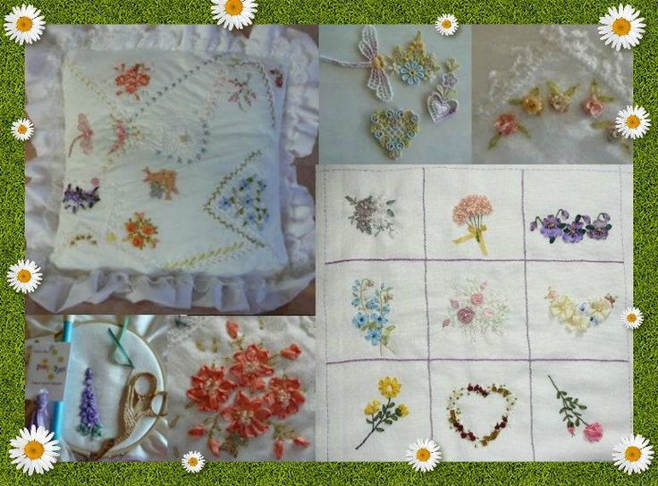 DIY Re-purposing Ladies hankerchiefs