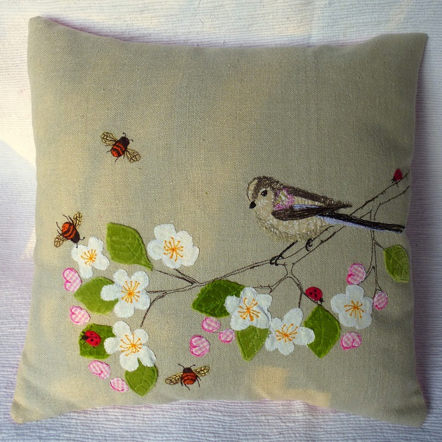Spring Cushion Cover £43.50