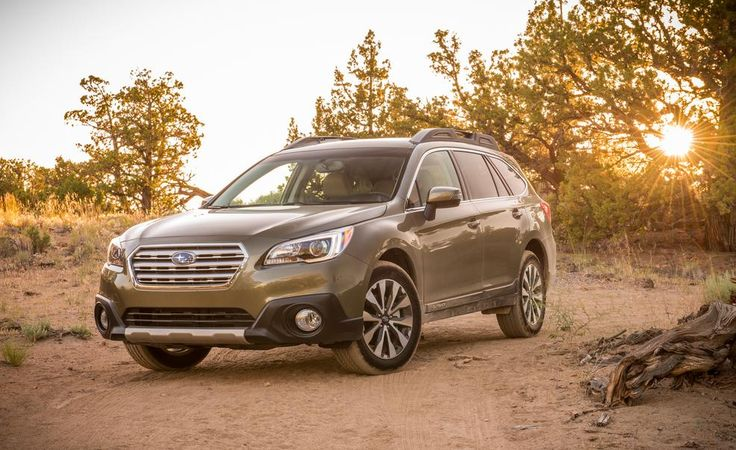 2015 Subaru Outback - car and driver article