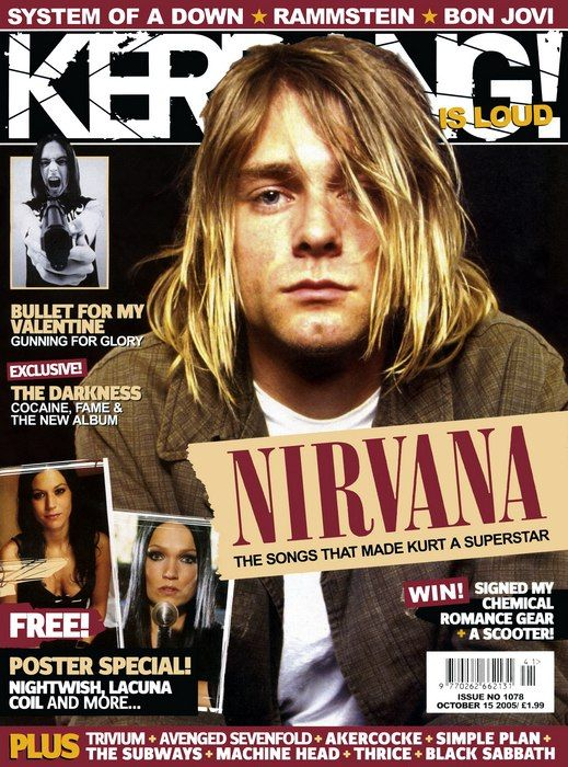 10 Best Kerrang Magazine Images On Pinterest Music