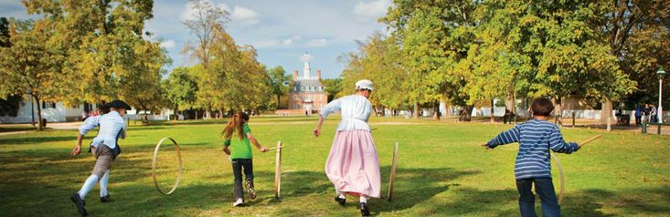 History Field Trip: Jamestown, Yorktown, and Colonial Williamsburg