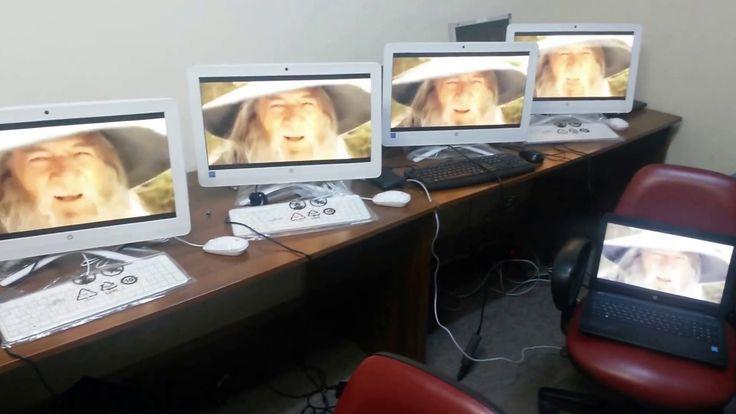 Gandalf sax guy office prank f1.com.ge - YouTube