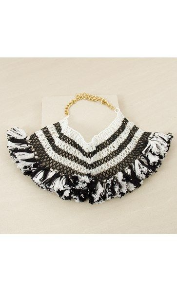 Circus Mayhem Collar Necklace