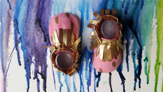 Hey, I found this really awesome Etsy listing at https://www.etsy.com/listing/229762520/pink-and-metallic-gold-genuine-leather