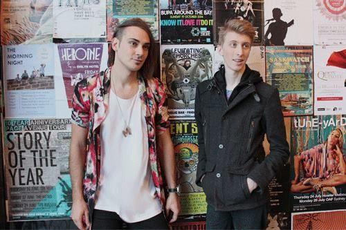 Jamie & Moli - Masketta Fall