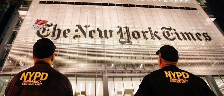 "The New York Times is ""looking into"" whether one of its big Russia scoops is actually true, after former FBI Director James Comey disputed the report in Thursday testimony before Congress.    The pap"