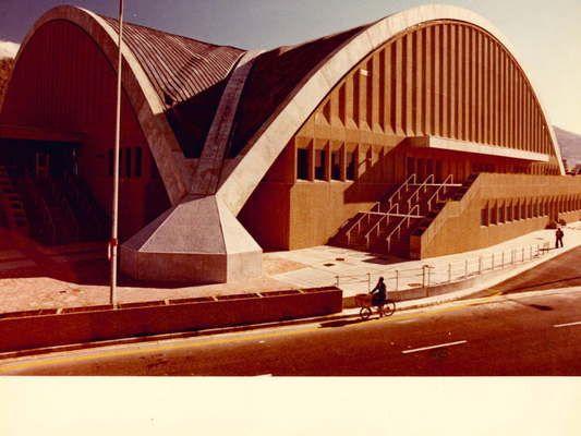 Pier Luigi Nervi Architecture for Sports exhibition | Floornature
