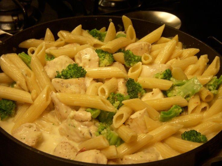 chicken broccoli ziti recipe best