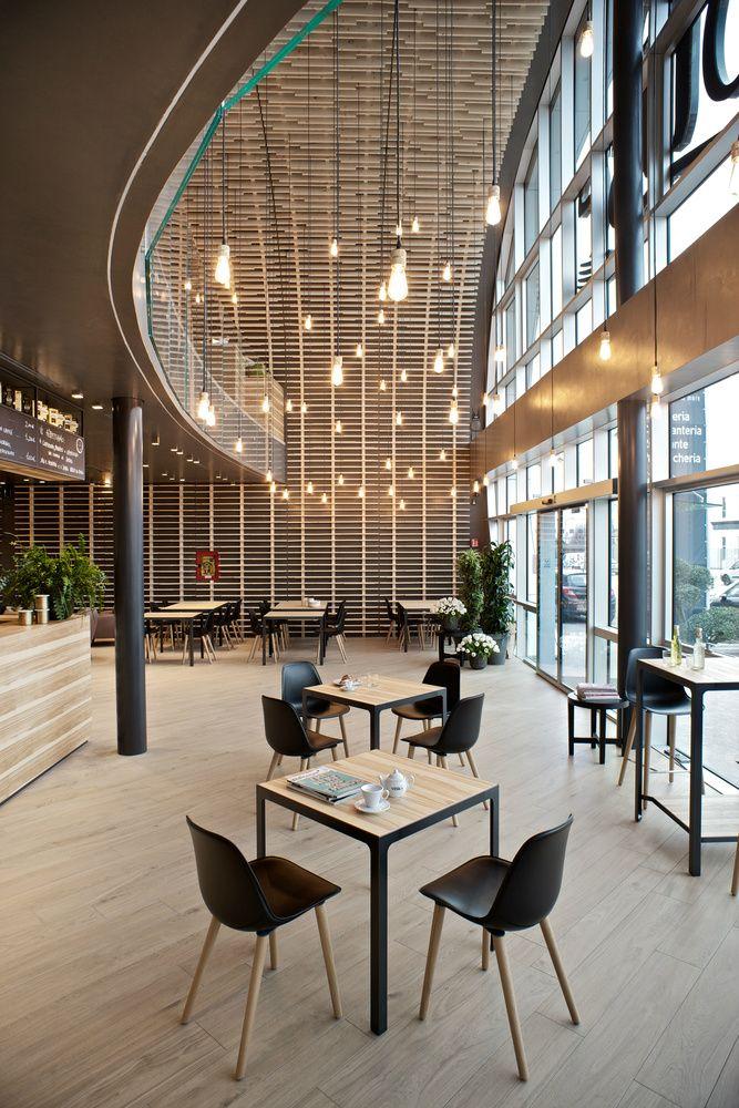 Caffe Vero Interior Design Magazine Commercial Interior Design