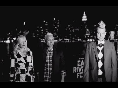 No Doubt - Push And Shove ft. Busy Signal, Major Lazer +my party anthem 2012+