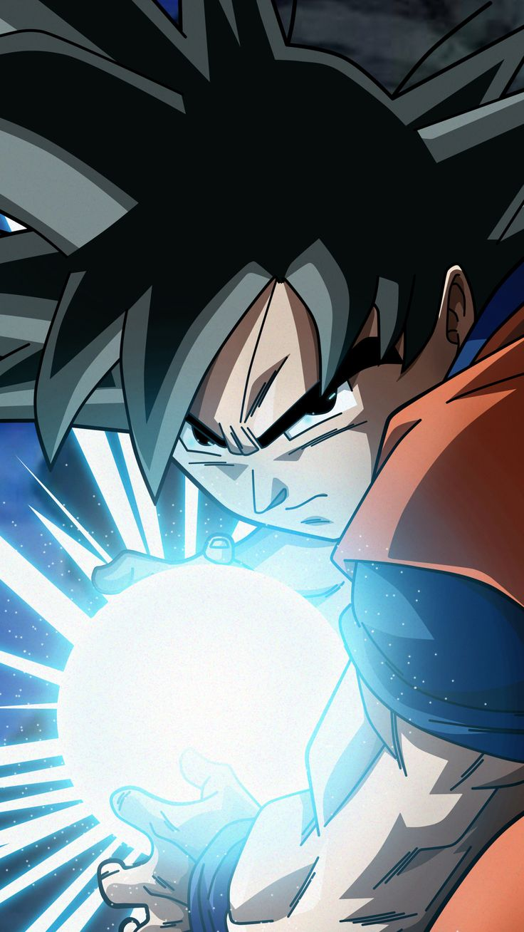 Download this Wallpaper Anime/Dragon Ball Super (1080x1920