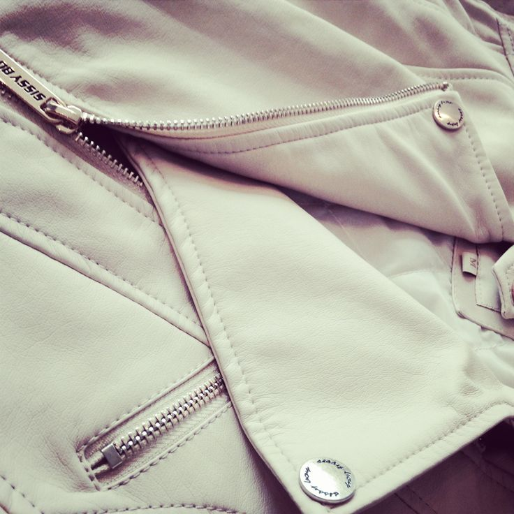 Monday Must Have #TheBikerJacket