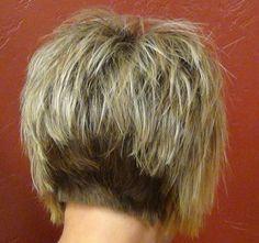besten 25 kurze bob frisuren mit kurzem nacken ideen auf