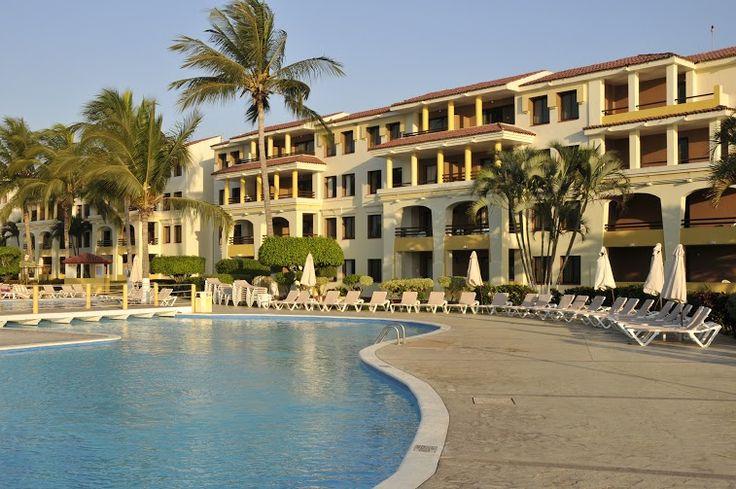 #Viajar a #México es recorrer los hermosos hoteles en #NuevoVallarta #Viaja con #Despegar #viajes #trip #travel