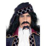 Buccaneer Beard and Mustache