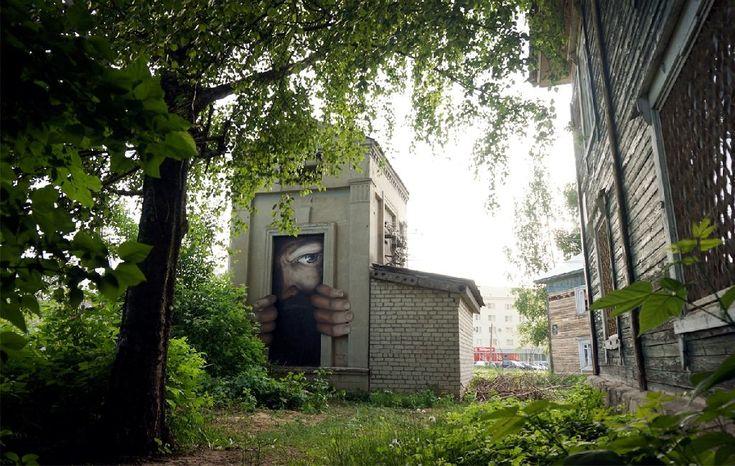 Zdjęcie numer 9 w galerii - Opuszczone budynki nie muszą straszyć. Ten chłopak…