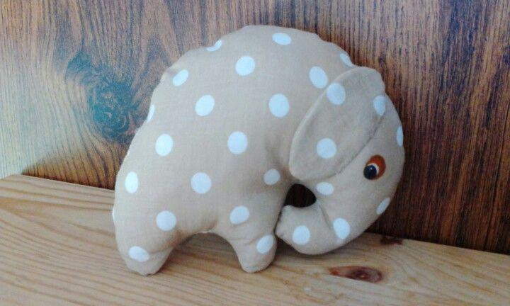 Usity slonik / sewing elephant