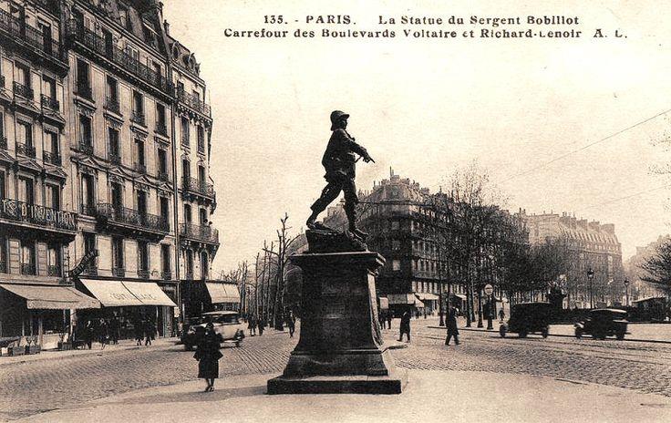 Les 1090 meilleures images du tableau paris in old for 4 rue richard lenoir