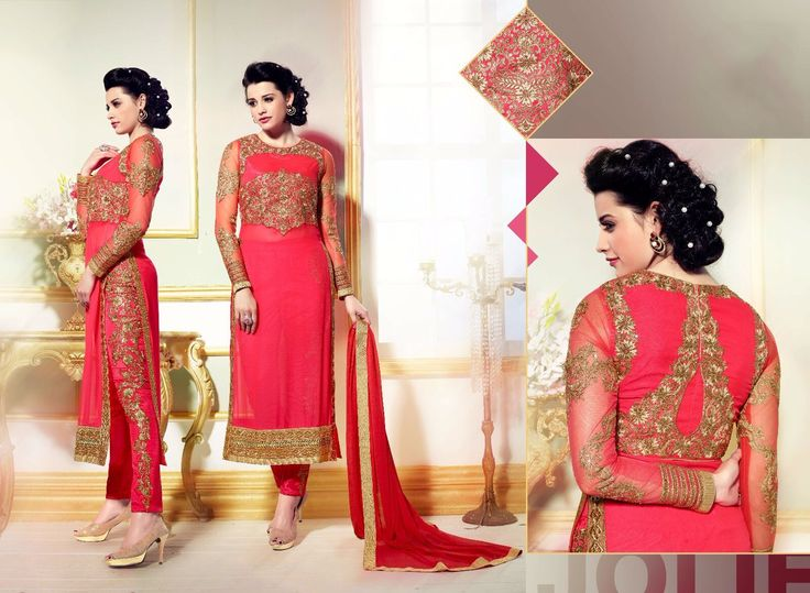 Latest Dresses Designs Collection Engagement Day for Wedding Brides. - Beauty Fashion & Style