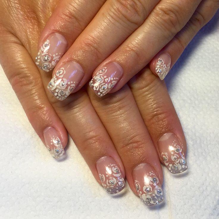 #bridetobe #wedding# nails