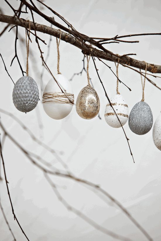 my scandinavian home: My big Easter DIY egg edit