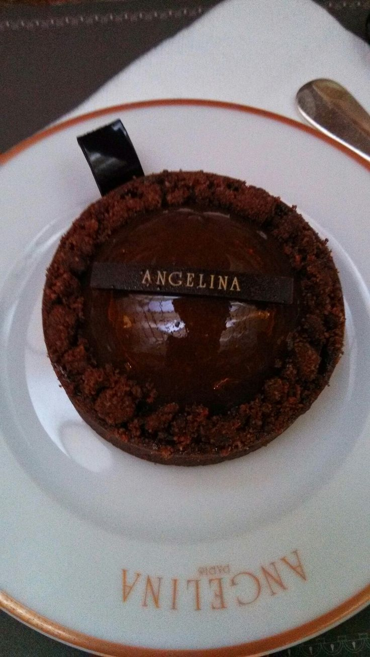 You have to eat an Angelinas.