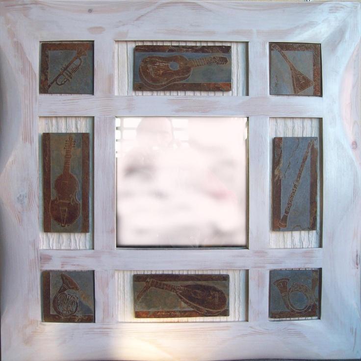 Cheloboe  Rejilla irregular. 75 x 75 cm  Talla directa