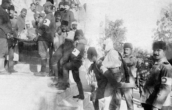 Anafartalar Cephesi Muharebeleri - Bölüm 8 - http://canakkalesehitlikgezileri.com/anafartalar-cephesi-muharebeleri-bolum-8/