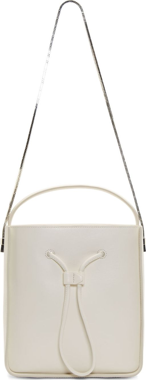 3.1 Phillip Lim Ivory Soleil Small Bucket Bag (=)