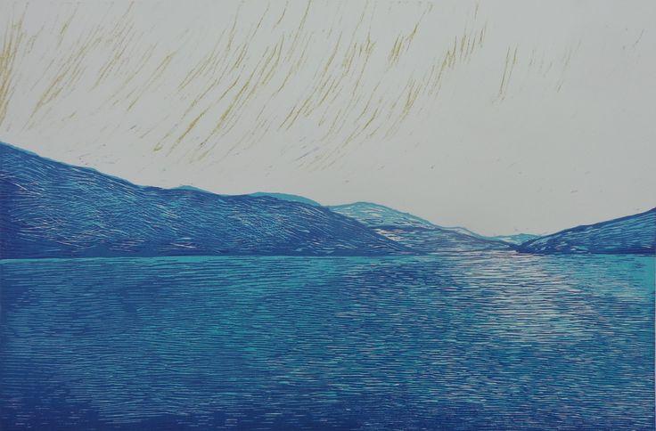 Xilografía, Carolina Rosson